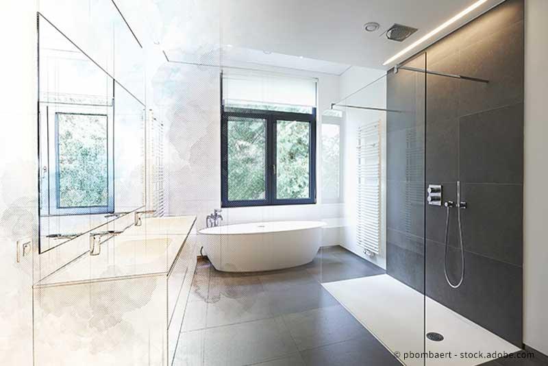Bad & Sanitär - Sanitär Heizung Merkle GmbH